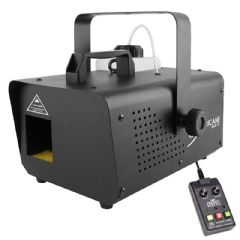 Chauvet Hurricane Haze 1D 840W Machine with DMX for DJ Band Stage + Timer Remote